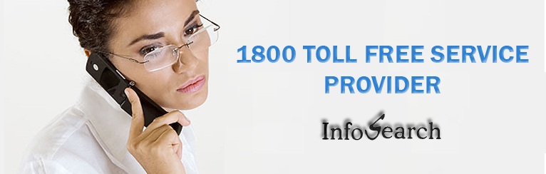 1800 Toll free service provider in India