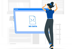 Non Availability of trained data
